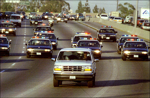 oj car chase 1994 How O.J. Simpson Ruined a World Cup