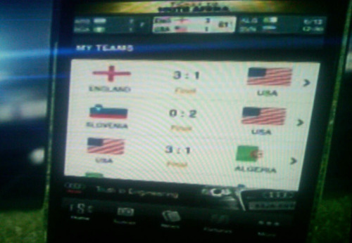 fox soccer channel tv ad Fox Soccer Channel Reveals England vs USA Result Ahead of Time