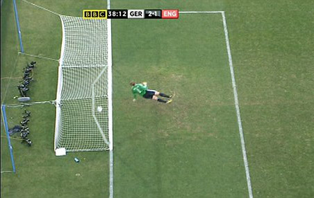 lampard goal only explanation When Will Soccer Officiating Get With the Times?