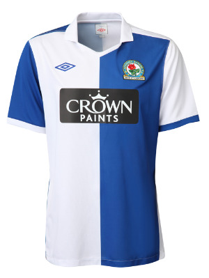 blackburn rovers home jersey 2010 2011 Best and Worst Premier League Shirt Designs of 2010 11 Season