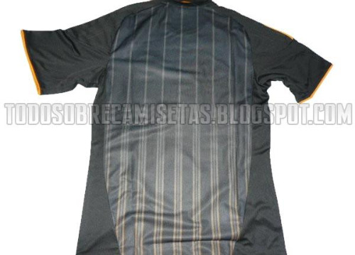 chelsea away back Chelsea Away Jersey for 2010 11 Season: Leaked Photos