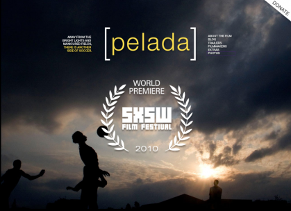 pelada movie Pelada: Intro by Ray Hudson and Interview with Gwendolyn Oxenham