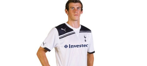 tottenham2010kit 600x271 Tottenham Hotspur Premier League Kits 2010 11: Photos