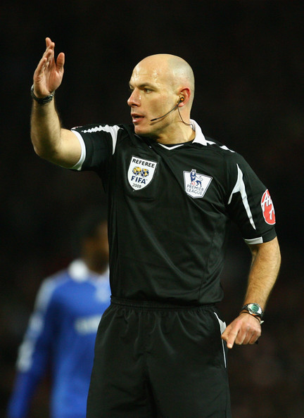 webb Howard Webb Hopes For World Cup Final