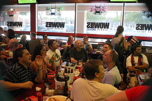 wowies sports grill Where to Watch the World Cup Final in South Florida: Wowies