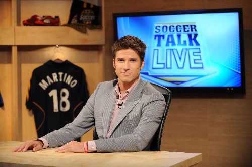 Kyle Martino STL Interview With Kyle Martino, Host of Soccer Talk Live