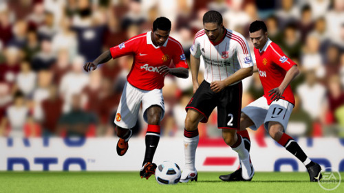 FIFA 11 screenshot1 Play FIFA 11 Leagues For Xbox 360, Playstation 3 and Nintendo Wii