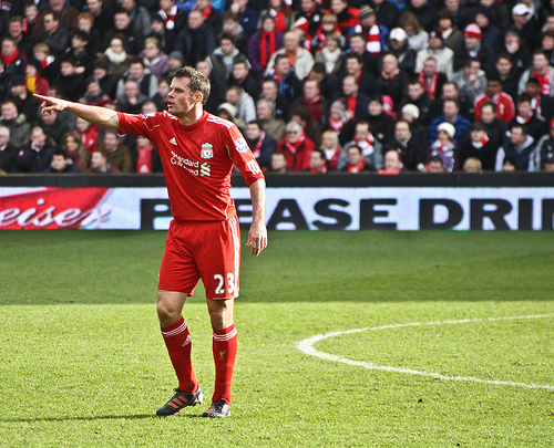 jamie carragher Liverpool vs Everton, Merseyside Derby: Open Thread