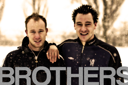 the terry brothers Can You Name 6 Sets of Famous Brothers Who Play English Football?