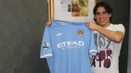 Who Is Gai Assulin, Manchester City's New Signing?