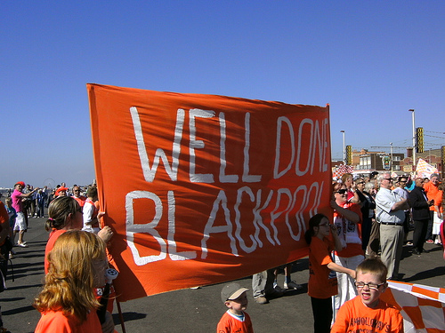blackpool fans Premier League Sunday, Gameweek 32: Open Thread