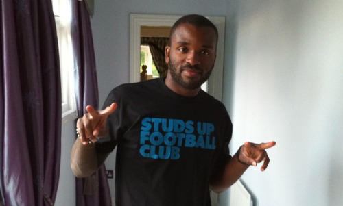 darren bent studs up Top 10 Soccer T Shirts