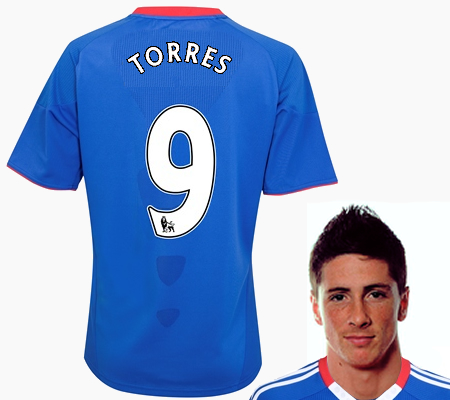 fernando torres chelsea Premier League Transfer Deadline: Who Do You Want Your Club to Buy Today?