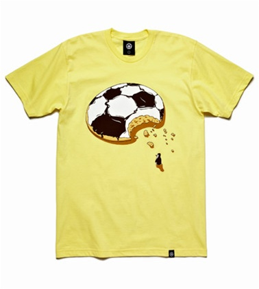footie cookie Top 10 Soccer T Shirts