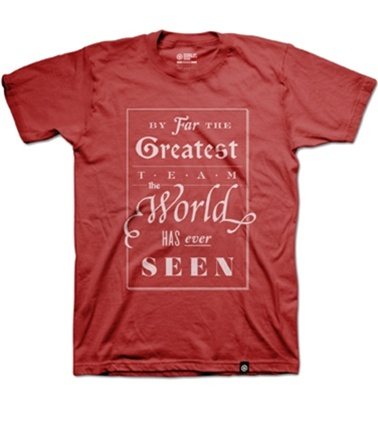 greatest team in the world Top 10 Soccer T Shirts