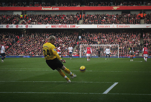 Have We Seen The Last of Manuel Almunia in an Arsenal Jersey?