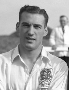 nat lofthouse Nat Lofthouse, England and Bolton Legend, Dead at 85