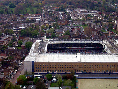 white hart lane When Getting to the Top Is More Beautiful Than Winning the Title