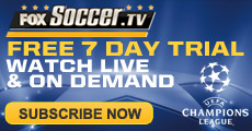 230x120 Promo Get A Free 7 Day Trial to FoxSoccer.tv