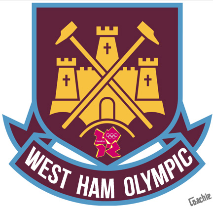 West Ham Olympic Crest What Are Your Thoughts On West Hams Move to the Olympic Stadium?