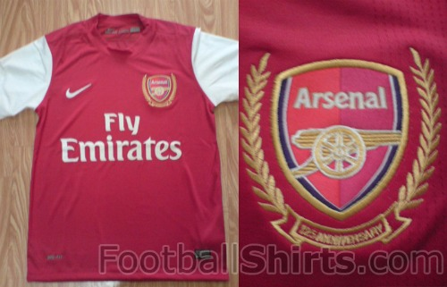 arsenal home shirt Is This Arsenals New Home Shirt for 2011 12 Season?