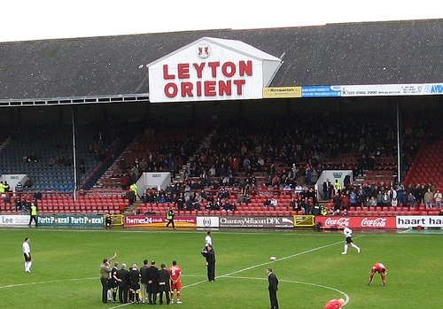 brisbane road What About Leyton Orient's Olympic Legacy?