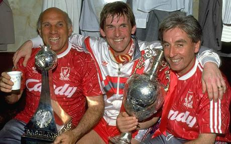 kenny dalglish Building A Dynasty: The New Liverpool FC