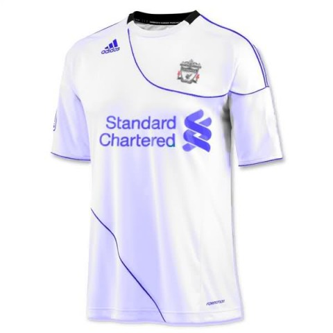 1a4343f44 Is this Liverpool s new away shirt for the 2011-12 season  It certainly is  that time of the year when new football shirt designs are leaked on the  Internet.