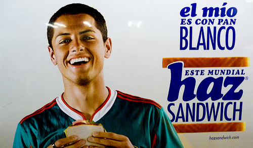"4657889709 2a89db0fca Will Javier ""Chicharito"" Hernandez Be Joining Real Madrid Soon?"