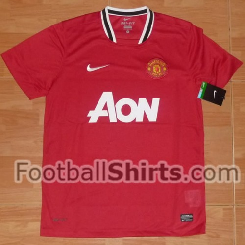 manchester united home shirt 2011 2012 Manchester United Home Shirt for 2011 12 Season: New Leaked Photo