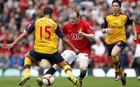 manunited arsenal 1404477c EPL Weekend Viewing Guide, FA Cup Quarterfinals