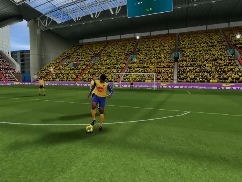 screenshot 1 I AM PLAYR: A New Chapter In Interactive Soccer Games