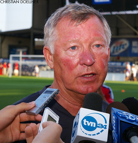 sir alex ferguson Manchester United Set Out to Make Statement Against Galatasaray: The Nightly EPL