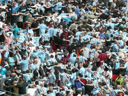 Time For Man City to Stamp Out Munich Chants