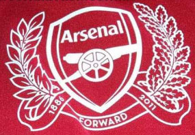 arsenal crest Arsenal Announce Details of 125th Anniversary Home Shirt for 2011 12 Season