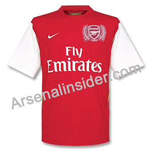 arsenal home shirt 2011 2012 Arsenal Announce Details of 125th Anniversary Home Shirt for 2011 12 Season