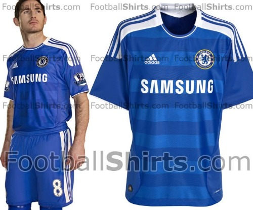 chelsea shirt Chelsea Home Shirt for 2011 12 Season: Leaked Photo