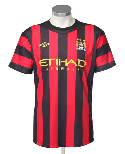 f06cc4c2132 Manchester City Away Shirt for 2011-12 Season  Photo - World Soccer Talk