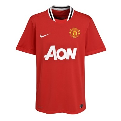 man united home shirt Manchester United Home Shirt for 2011 12 Season: Order Now