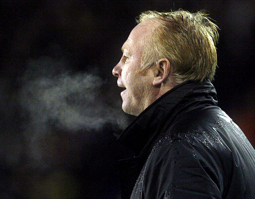 alex mcleish Alex McLeish, the Brummie Villan