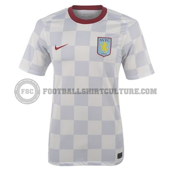 aston villa 11 12 nike away shirt leaked1 Aston Villa Away Shirt for 2011 12 Season: Leaked Photo