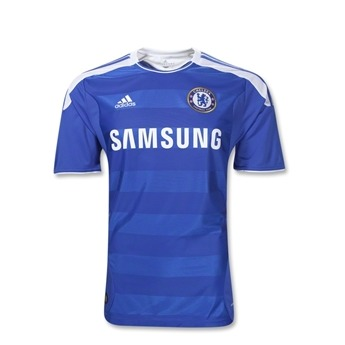 chelsea home shirt1 Best and Worst Premier League Shirts of 2011 12