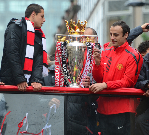 Why Manchester United Should Keep Dimitar Berbatov
