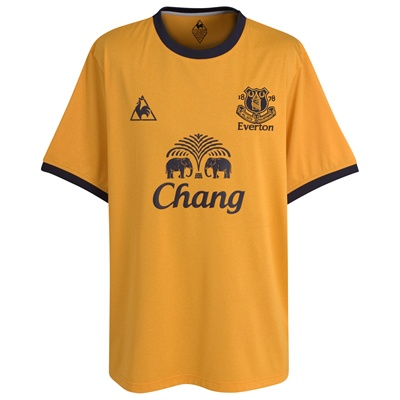 everton away shirt1 Best and Worst Premier League Shirts of 2011 12