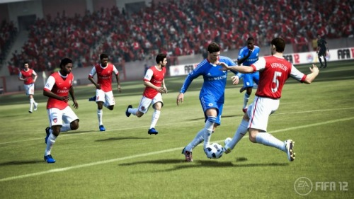 fifa 12 screenshot 01 FIFA 12 Screenshots Released From EA Sports