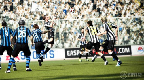 fifa 12 screenshot 11 FIFA 12 Screenshots Released From EA Sports
