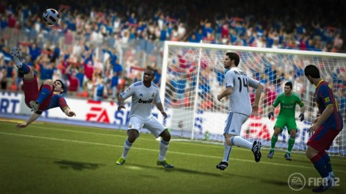 fifa 12 screenshot 21 FIFA 12 Screenshots Released From EA Sports