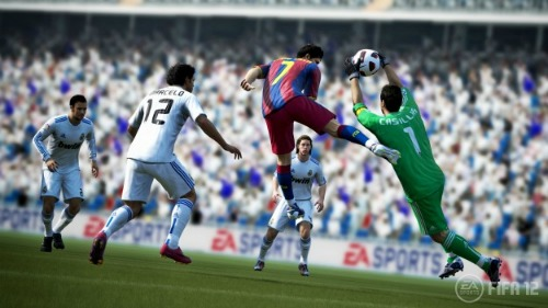 fifa 12 screenshot 41 FIFA 12 Screenshots Released From EA Sports