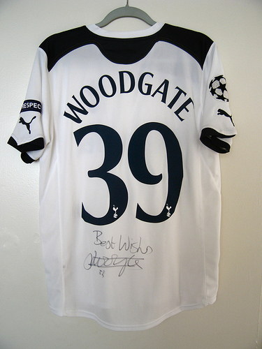 jonathan woodgate1 A Tribute to Jonathan Woodgates Tottenham Hotspur Career