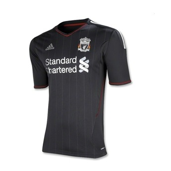 liverpool away shirt1 Best and Worst Premier League Shirts of 2011 12